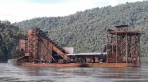 Director del Sernap apunta a sus antecesores de dar permisos a la minería en el Madidi