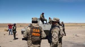 FFAA movilizan tropa y vigilancia aérea con Argentina y Paraguay para reprimir contrabando  agrícola