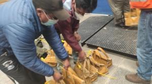 Desaparecen 331 kilos de oro del depósito de GoldShine, custodio y sospechoso de contrabando