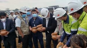 Arce habla de exportar hierro y El Mutún cubrirá solo 40% de la demanda interna
