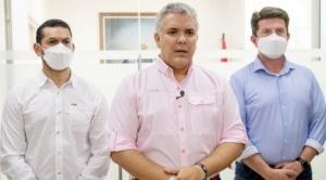 Colombia: atacan a tiros el helicóptero en el que viajaba el presidente Iván Duque, quien resultó ileso