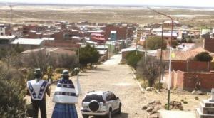 Huachacalla distribuye mercadería de contrabando y Oruro comercializa para consumo urbano