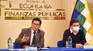 Ministro admite que el FMI benefició con la asignación de DEG al Gobierno de Morales, pero que Áñez solicitó créditos
