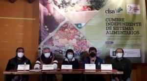 Productores y sociedad civil buscan alternativas de sistemas alimentarios para enfrentar contrabando y cambio climático