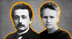 """Albert Einstein y Marie Curie, la """"sublime y perenne"""" amistad que unió a los dos gigantes de la ciencia"""