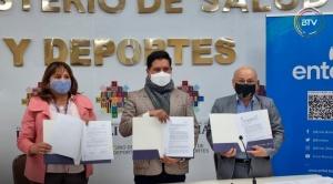 Gobierno señala que es posible el ingreso de la variante delta del coronavirus al país