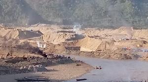 El oro enfrenta otra vez a mineros cooperativistas e indígenas en Mapiri