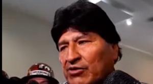 Evo Morales, invitado a la sesión de honor en Casa Grande del Pueblo por las fiestas julias