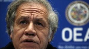"""Almagro pide minuto de silencio por las víctimas de las """"masacres"""" de Senkata y Sacaba"""