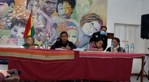 Comunidad Indígena Leco denuncia que el alcalde de Mapiri apoya a cooperativa minera