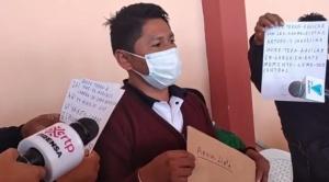 Adepcoca: Lluta denuncia amenazas; Flores pide que el mercado de Kalajahuira sea definitivo