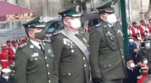 La Policía reporta 29.600 cartuchos argentinos en sus depósitos pero no hay documentos de su recepción