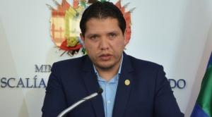 La Fiscalía investiga a Terceros por la supuesta carta que envió al embajador argentino
