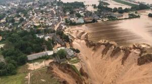 """Al menos 120 muertos y más de 1.000 desaparecidos en las """"catastróficas"""" inundaciones en Alemania y Bélgica"""