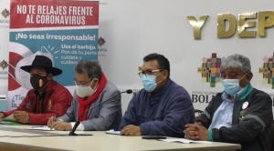 """""""Megavacunación"""" llega a 10.459 personas; el 72% del municipio paceño ya recibió la primera dosis"""