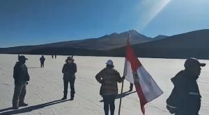 Enfrentamiento en el Salar de Uyuni deja al menos un herido y hay tensión en la zona