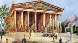 Cómo el ego de un don nadie destruyó el templo de Artemisa, una de las 7 maravillas del mundo antiguo