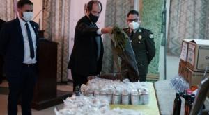 El gobierno de Alberto Fernández amplió dos veces la autorización de las 70.000 municiones en Bolivia
