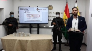Caso gases lacrimógenos: grupo inmobiliario devuelve al Estado $us 820.000