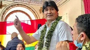 "La disyuntiva del MAS: ""Devolverle la silla"" o hacer candidato a Evo Morales"