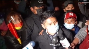 """Lluta denuncia que buscan inculparlo de manera """"política"""" por muerte de policía"""