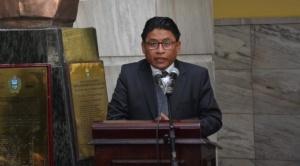 Consejera de la Magistratura denuncia a ministro Lima por acoso y éste la acusa de nepotismo