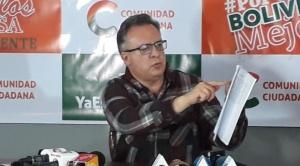 Caso fraude electoral: CC presentará acción de denegación de justicia contra el sobreseimiento
