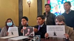 """Exvocales conformarán una asociación para pedir resarcimiento, tras """"cierre"""" por el caso fraude electoral"""