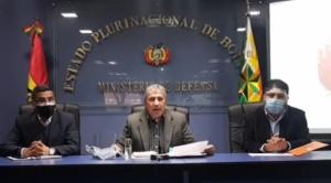 """Novillo dice que no hay registro de ingreso de """"cargamento bélico"""" de Argentina"""
