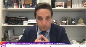 Corchado admite que su grupo no tiene experiencia en pericias electorales
