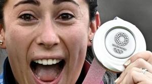 Mariana Pajón, la niña que les quería ganar a los niños y ahora tiene 3 medallas olímpicas (dos oros y una plata)
