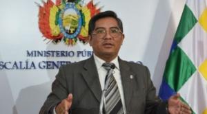 """Secretario de Fiscalía: """"En lo que no estoy de acuerdo es que se diga que el informe de la OEA tiene carácter vinculante"""""""