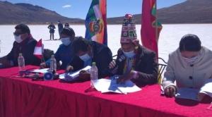 Asamblea en Potosí pide cierre y desalojo de los domos de la empresa hotelera Kachi Lodge