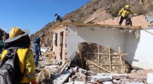 Alcaldía de La Paz recupera un área forestal en Alto Gramadal