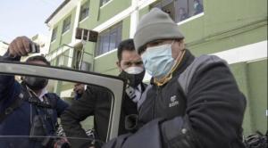 La Fiscalía cita al exjefe militar Gonzalo Jarjuri por otro caso judicial
