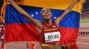 Yulimar Rojas, la venezolana que soñaba con ser atleta y se convirtió en campeona olímpica batiendo récords 1