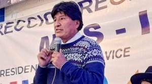"""Evo Morales: """"Renuncié para evitar violencia"""""""