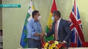 Acuerdo: Bolivia se compromete con Sharma a participar en la coalición LEAF para proteger bosques tropicales
