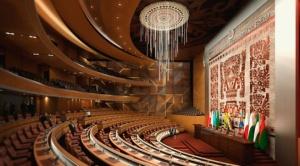 Creemos cuestiona que haya sólo símbolos andinos en nuevo edificio de la Asamblea 1