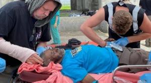 """Haití: """"Aún hay vidas bajo los escombros"""": la angustia por el retraso en el rescate a una semana del sismo"""