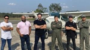 Morales suma segunda denuncia de uso indebido de avionetas de la FAB