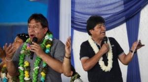 Evo retruca a Choquehuanca: No habrá reconciliación y la renovación es automática