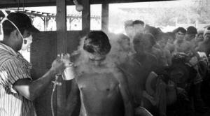 """El gas usado para """"desinfectar"""" a mexicanos en EEUU que sirvió como ejemplo a la Alemania nazi"""