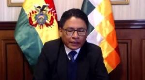 El Gobierno dice que la CIDH le dio 7 días más para entrega de informe sobre Añez