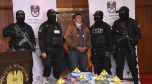 Juez envía a la cárcel de San Pedro a sospechoso de atentar con explosivo en el centro de La Paz