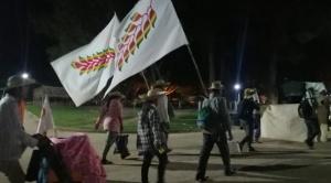 Marcha indígena cumple 20 días en defensa de su territorio y sus demandas históricas