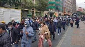 """Alcaldía de La Paz critica """"silencio"""" del Legislativo sobre modificación de la ley del desayuno escolar"""