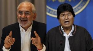 Mesa y Morales se acusan por el caso Quiborax mediante redes