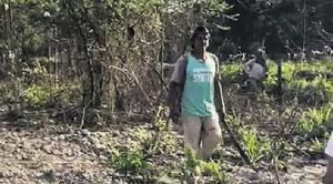 Avasalladores atacan con armas de fuego a dueño de una propiedad y está en terapia intensiva