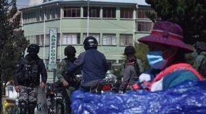 Desconocen el paradero de Armin Lluta tras conflicto en sede de la Adepcoca